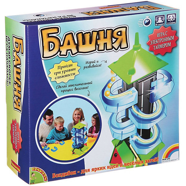 Bondibon Настольная игра Башня