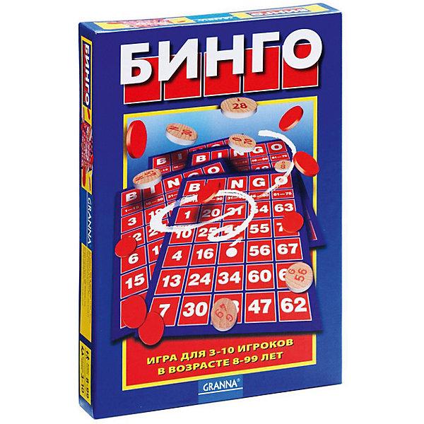 Bondibon Настольная игра Bondibon Бинго