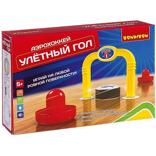 Картинка для Bondibon Аэрохоккей Bondibon «Улетный гол»