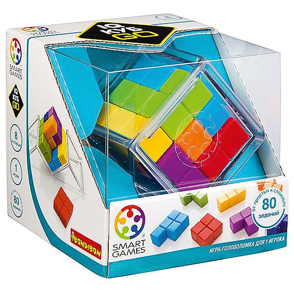 Bondibon Логическая игра IQ-Куб GO