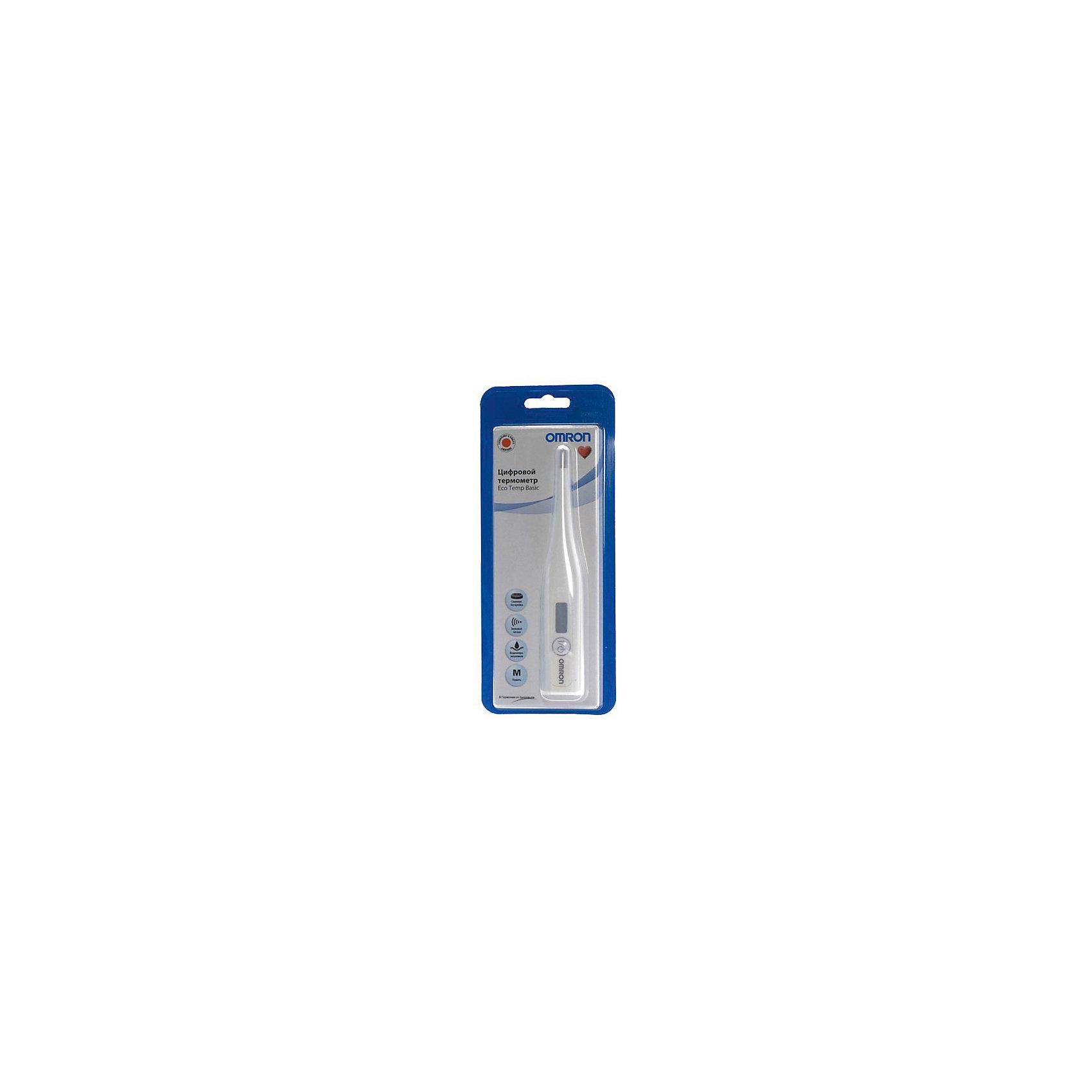 Термометр Omron Eco Temp Basic MC-246