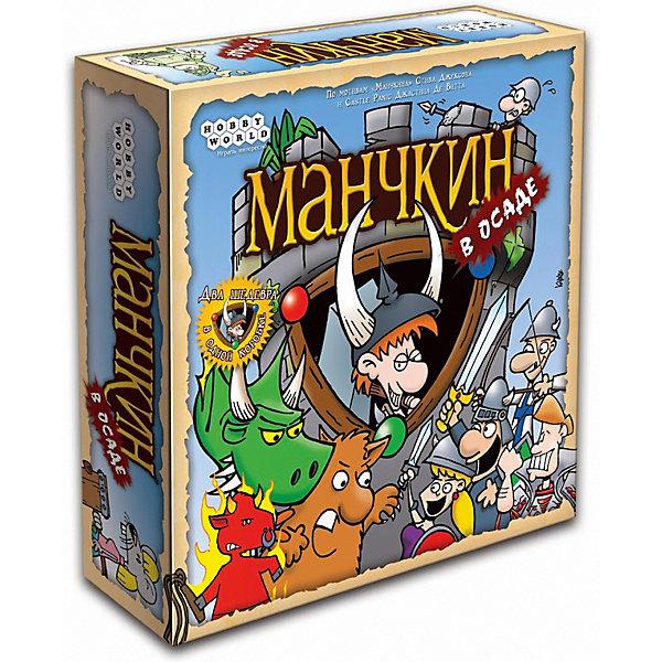 Настольная игра Hobby World Манчкин в осаде