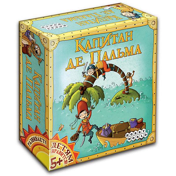 Hobby World Настольная игра Капитан де Пальма