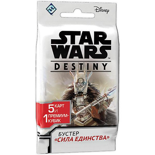 """Картинка для Настольная игра Hobby World Star Wars: Destiny """"Бустер"""" Сила единства"""