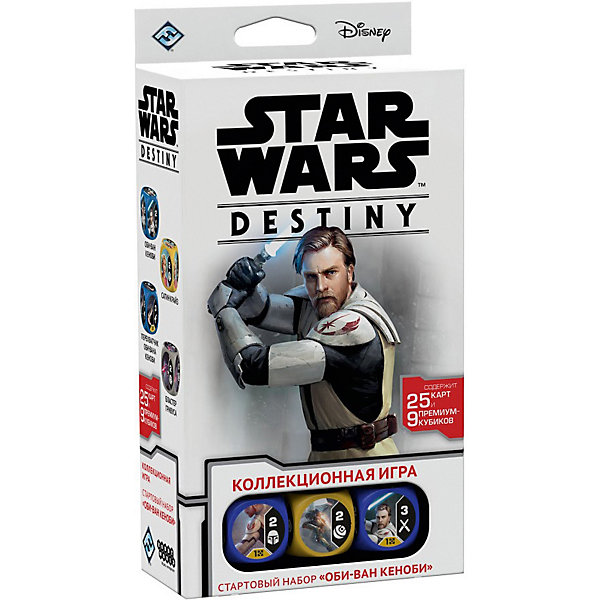 Настольная игра Hobby World Star Wars: Destiny