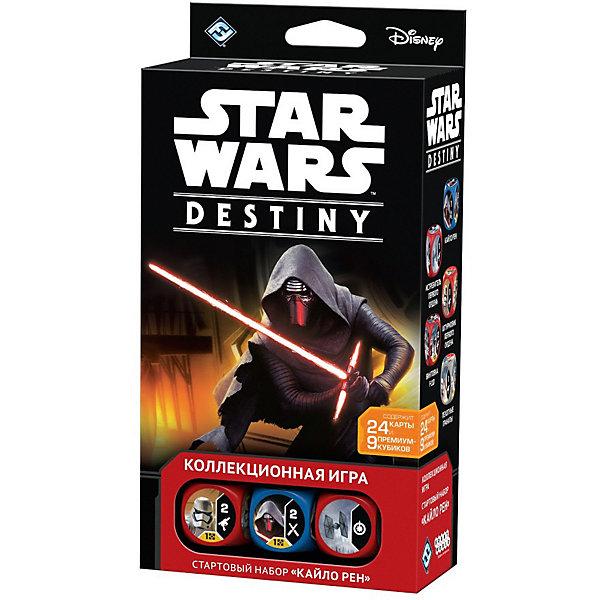 Hobby World Настольная игра Hobby World Star Wars: Destiny Стартовый набор Кайло Рен hobby world настольная игра hobby world star wars destiny стартовый набор кайло рен