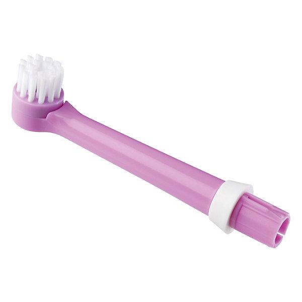 CS Medica Насадки CS Medica RP-61-G для зубной щетки Kids CS-461-G, 2 штуки, розовые cs medica насадки cs medica sp 31 bk для зубной щетки cs 333 bk 2 штуки черные