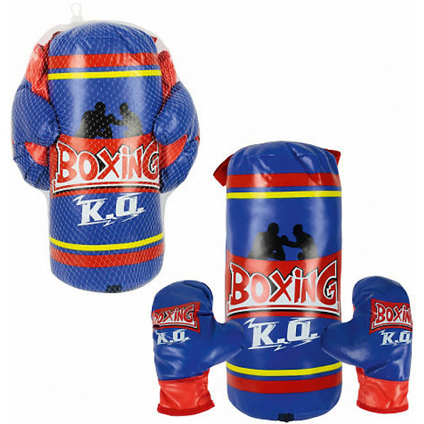 1Toy Набор для бокса Boxing-KO