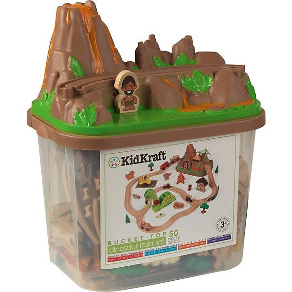 Деревянная трасса KidKraft