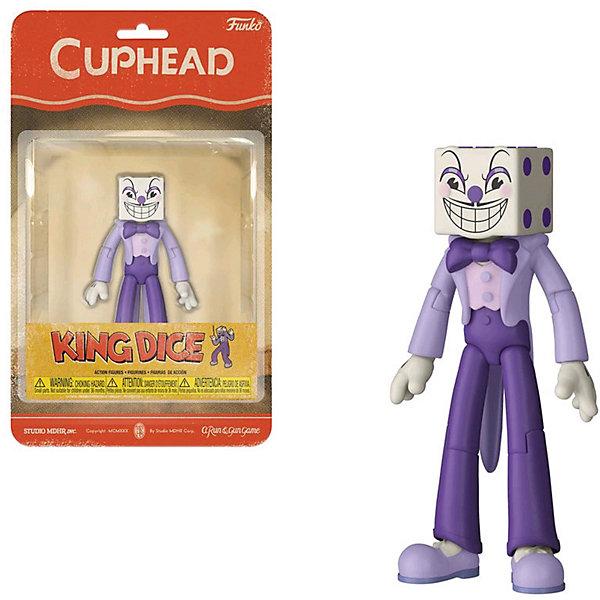 Funko Фигурка Action Figures: Cuphead Кинг Дайс, 33422