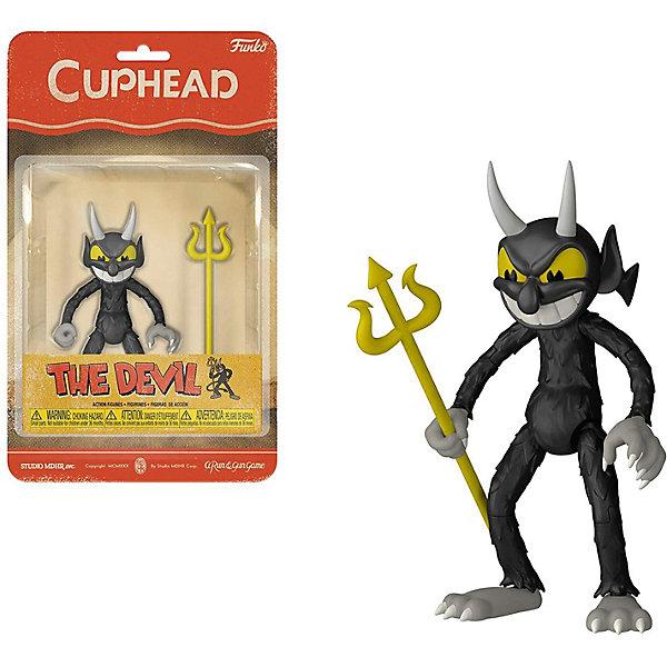 Funko Фигурка Action Figures: Cuphead Дьявол, 33424