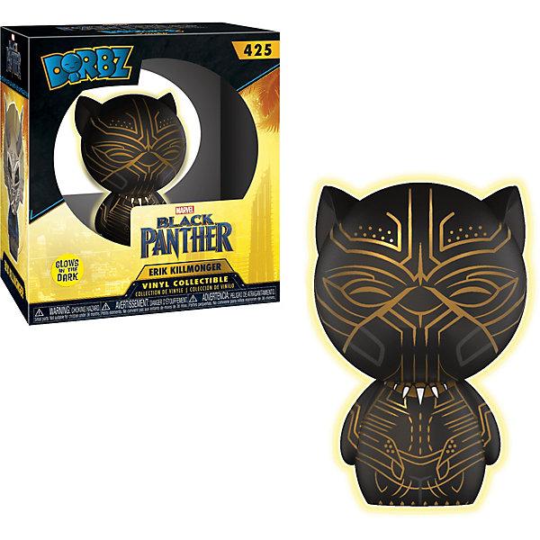 Funko Фигурка Dorbz: Marvel Черная Пантера Эрик Киллмонгер-пантера, 24592