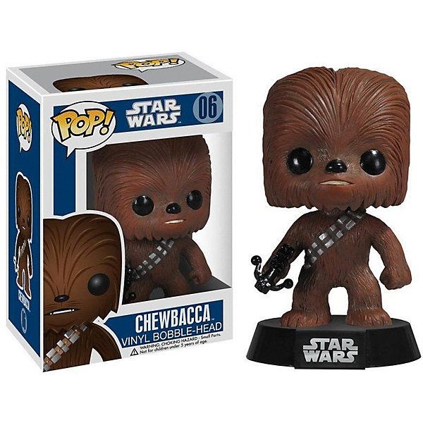 Funko Фигурка POP! Bobble: Звездные войны Чубакка, 2324