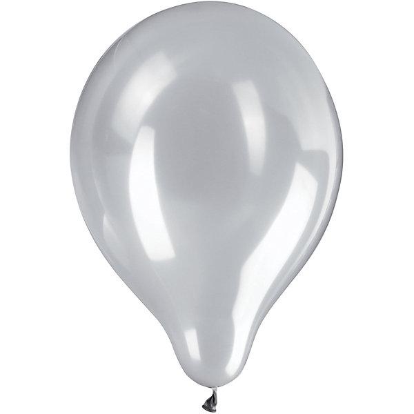 цена на Zippy Воздушные шары Zippy, 50 шт, металлик