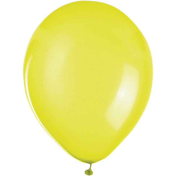 купить Zippy Воздушные шары Zippy, 50 шт, желтые дешево