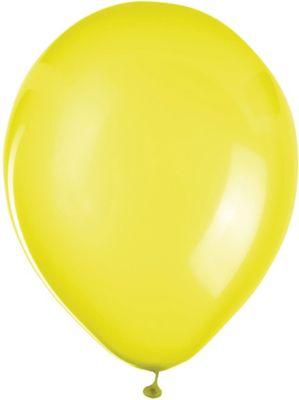 Zippy Воздушные шары Zippy, 50 шт, желтые товары для праздника zippy шары воздушные 25 см 50 шт