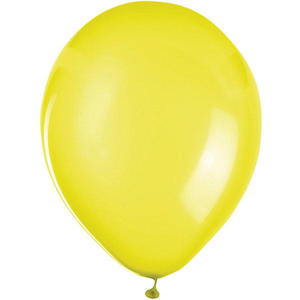 цена на Zippy Воздушные шары Zippy, 50 шт, желтые