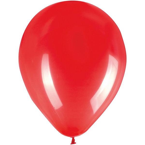 Zippy Воздушные шары Zippy, 50 шт, красные