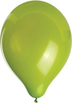 Zippy Воздушные шары Zippy, 50 шт, зеленые товары для праздника zippy шары воздушные 25 см 50 шт