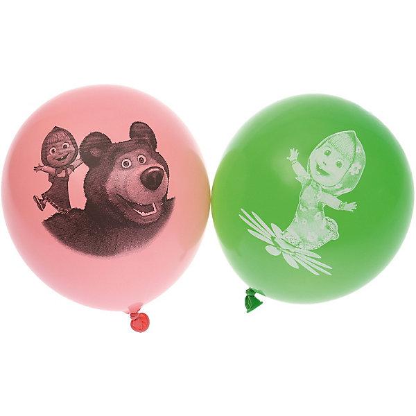 Belbal Воздушные шары с рисунком Маша и Медведь 50 шт