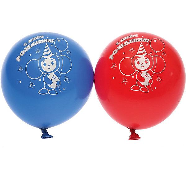 """Belbal Воздушные шары Belbal с рисунком """"День рождения, Союзмультфильм"""" 50 шт"""