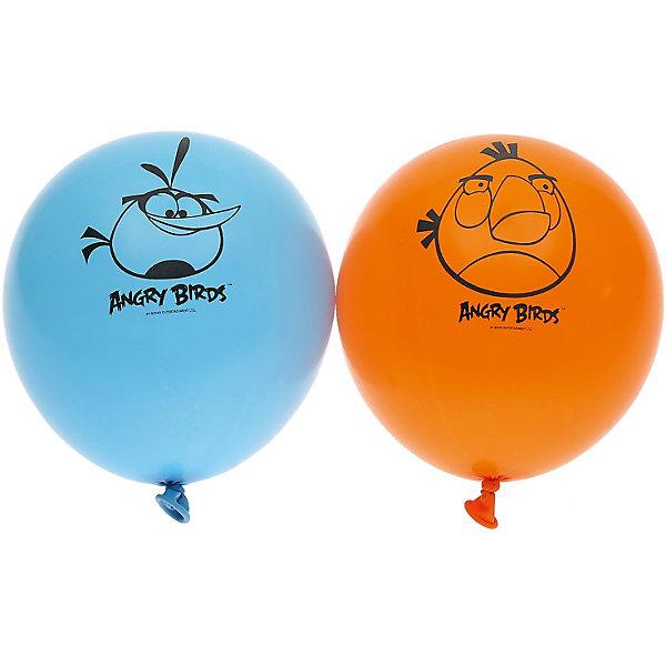 Belbal Воздушные шары с рисунком Angry birds 50 шт