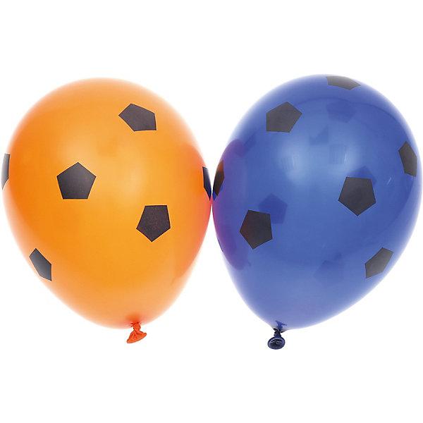 """Воздушные шары """"Мячи футбольные"""" 50 шт"""