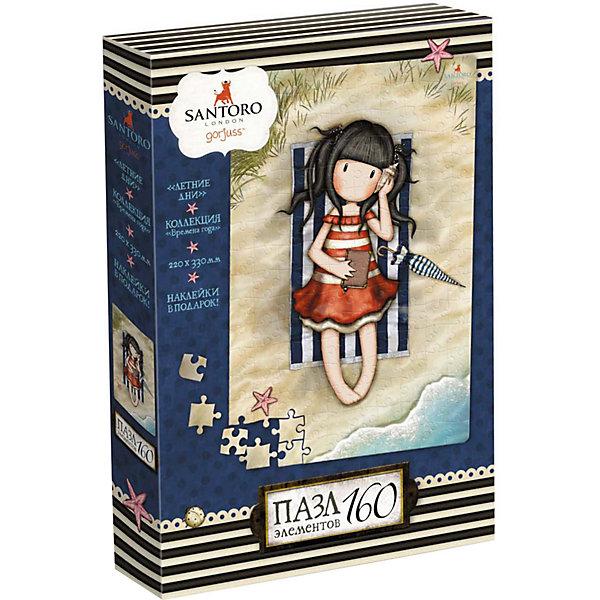Купить Пазл Santoro Летние дни, 160 элементов, с наклейками, Origami, Россия, Женский