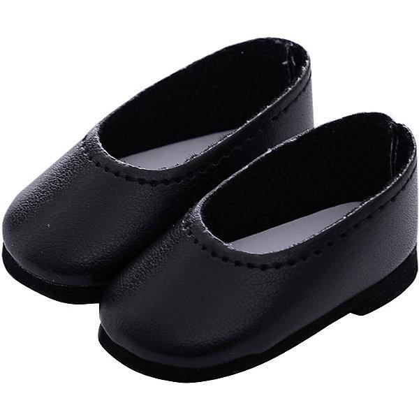 цены на Paola Reina Туфли черные, для кукол 32 см в интернет-магазинах