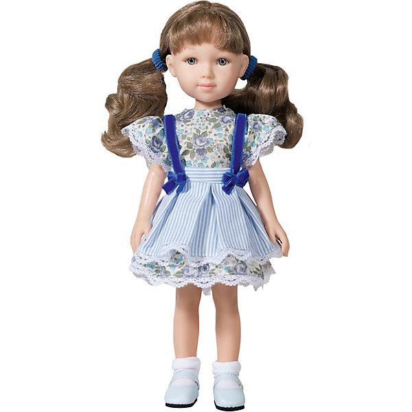 Купить Кукла Paola Reina Элина, 32 см, Reina del Norte, Испания, разноцветный, Женский
