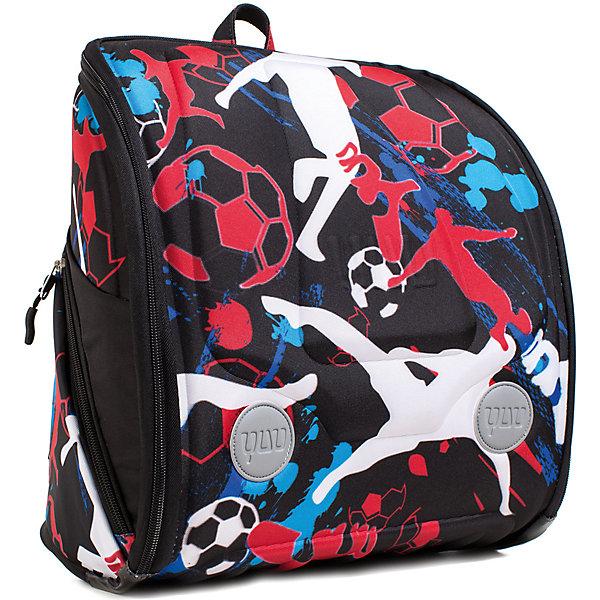 Купить Школьный ранец YUU SHUUT Deluxe, черный, Китай, Унисекс
