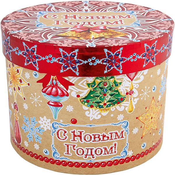 Феникс-Презент Подарочная коробка Fenix-present Новогодние колокольчики