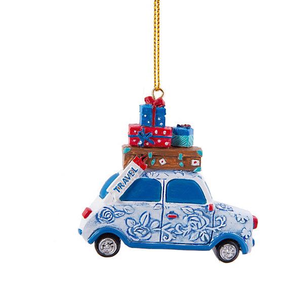 Феникс-Презент Украшение Fenix-present Машина с чемоданами
