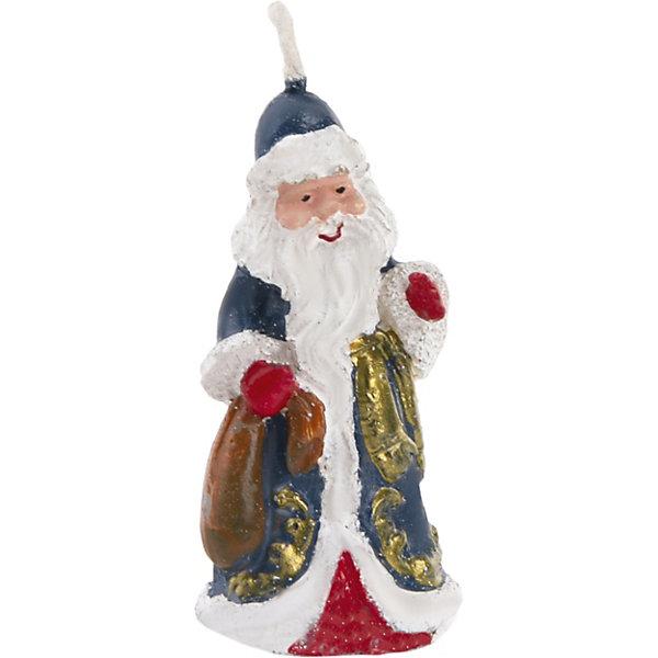 Феникс-Презент Свеча Fenix-present Дедушка Мороз фигурка новогодняя феникс презент дед мороз в синем костюме высота 30 см