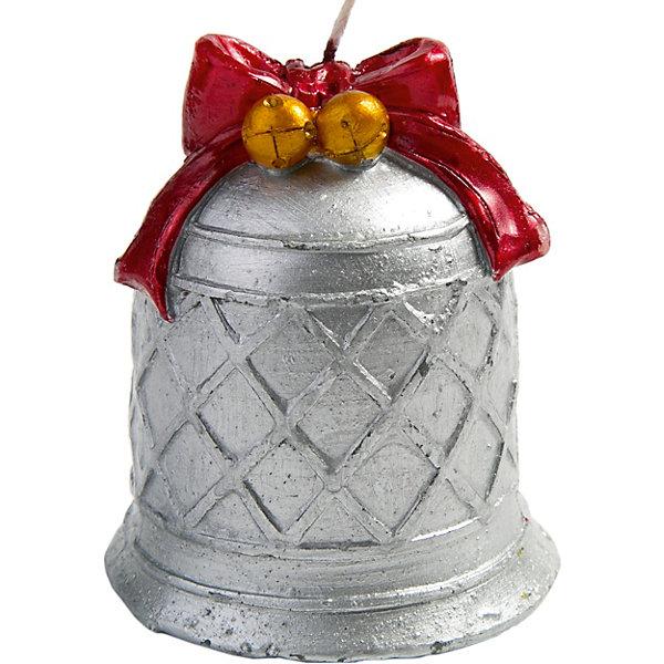Феникс-Презент Свеча Fenix-present Серебряный колокольчик феникс презент свеча fenix present снегурка в красном