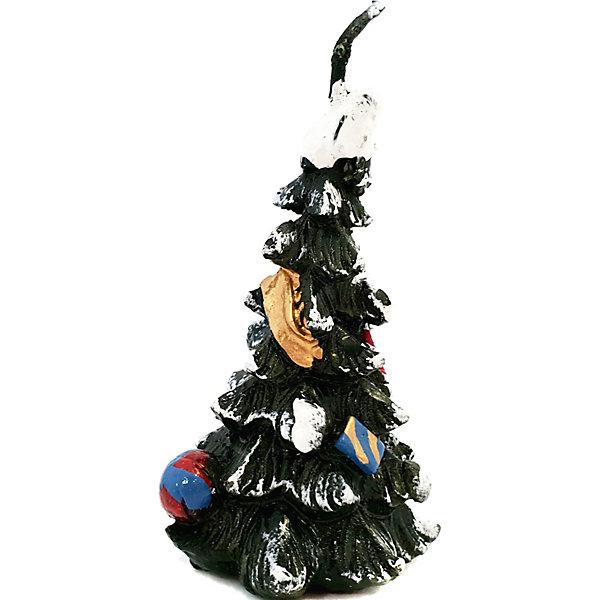 Феникс-Презент Свеча Fenix-present Елочка с мячиком аппликация новогодняя елочка