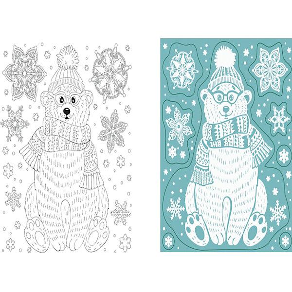 Феникс-Презент Новогоднее украшение Fenix-present Снежный мишка