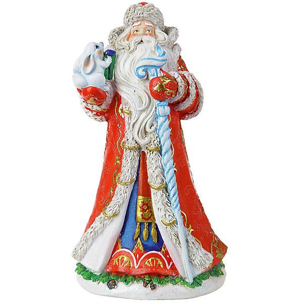 Феникс-Презент Фигурка Fenix-present Дед Мороз с зайчиком fenix дед мороз водораскраска пазл