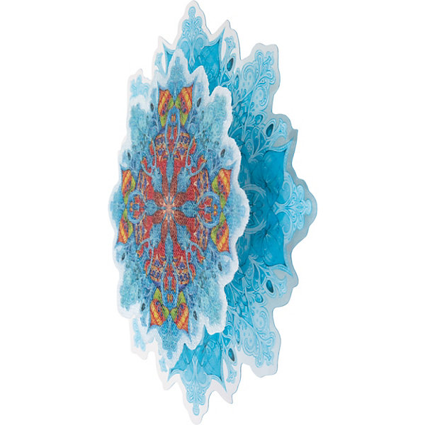 Феникс-Презент Новогоднее украшение Fenix-present Яркий калейдоскоп, с подсветкой цена