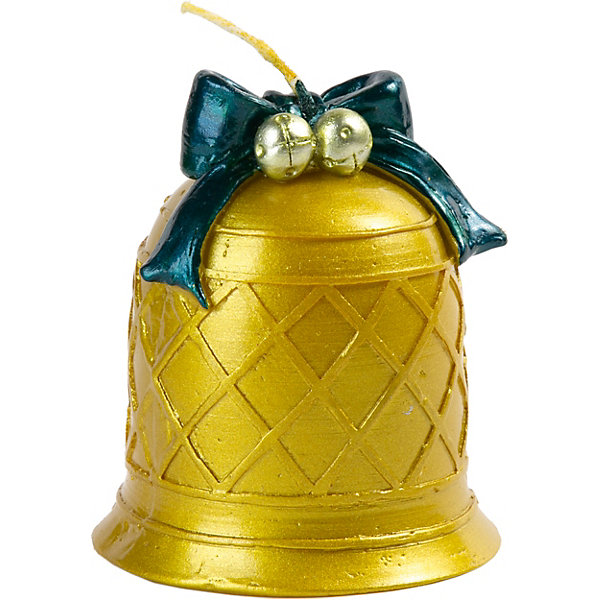 Феникс-Презент Свеча Fenix-present Золотой колокольчик феникс презент свеча fenix present снегурка в красном