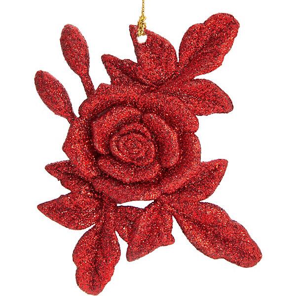 Феникс-Презент Украшение Fenix-present Роза красная
