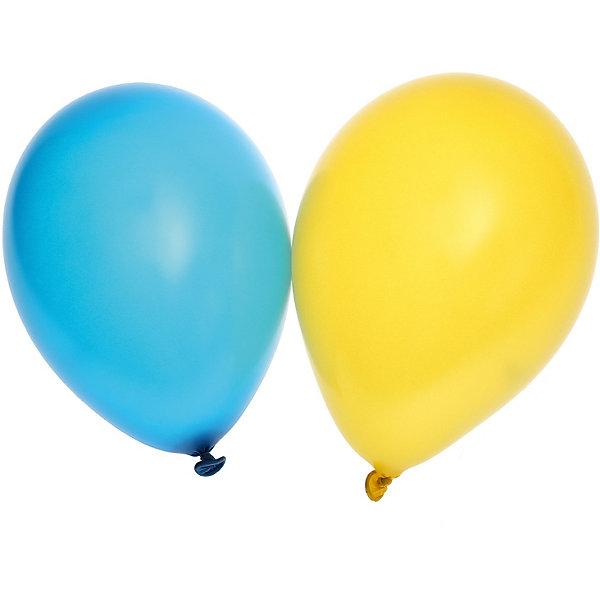 Belbal Воздушные шары Металлик ассорти, 100 шт