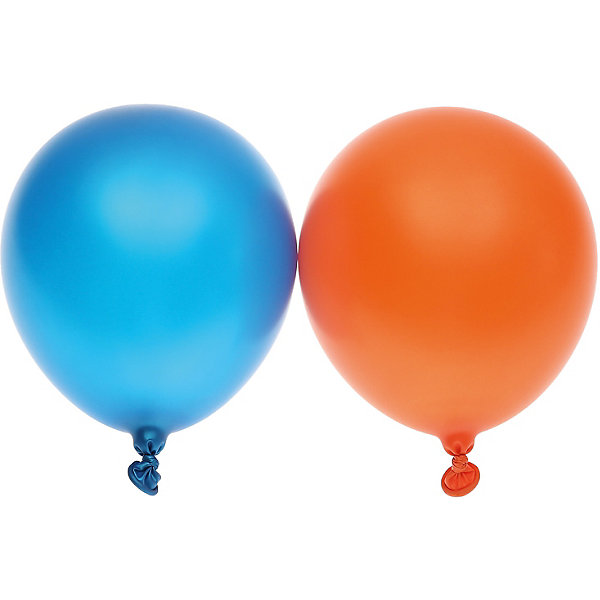 Gemar Воздушные шары Металлик ассорти, 100 шт