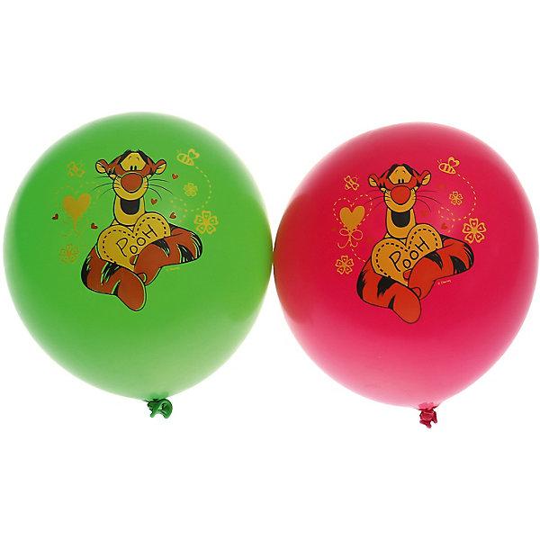 """Воздушные шары Belbal """"Дисней: Винни"""", с рисунком, 25 шт"""