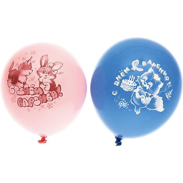 """Belbal Воздушные шары Belbal """"День """"Варенья"""", с рисунком, 50 шт"""