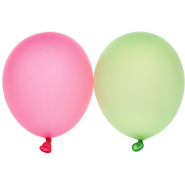Belbal Воздушные шары Неон ассорти, 100 шт