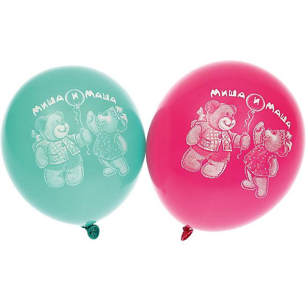 """Belbal Воздушные шары Belbal """"Игрушки"""", с рисунком, 50 шт"""