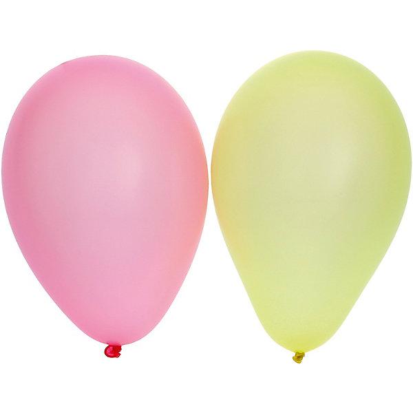 Gemar Воздушные шары Неон ассорти, 100 шт