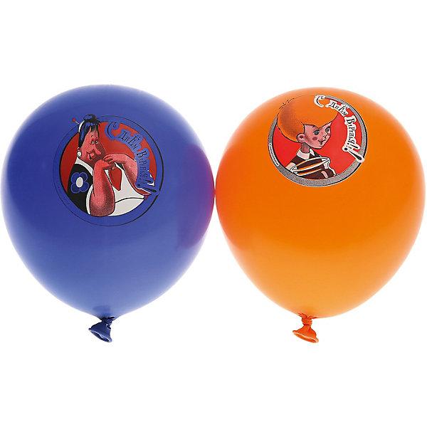 Фото - Belbal Воздушные шары Belbal День рождения: Малыш и Карлсон, с рисунком, 25 шт арт терапия сон в летнюю ночь карлсон х