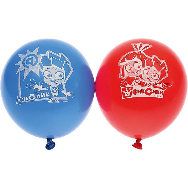 """Belbal Воздушные шары Belbal """"Фиксики"""", с рисунком, 50 шт"""